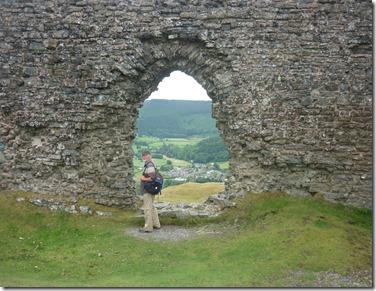6 castell dinas bran
