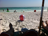 On the Beach in Destin, FL for Spring Break - 2012 - 05
