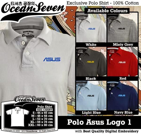 POLO Asus Logo 1 IT & Social Media distro ocean seven