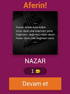 Game Bu Hangi Şarkı? - 2017 Türkçe Hit Şarkılar APK for Windows Phone