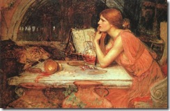 John William Waterhouse The Sorceress