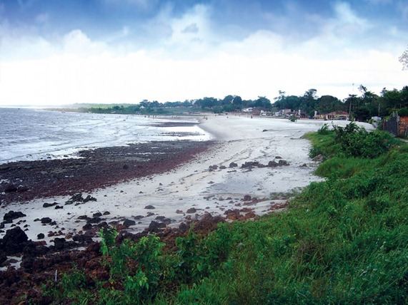 Praia do Humaitá - Colares, Parà