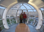 Me and Susan in our pod