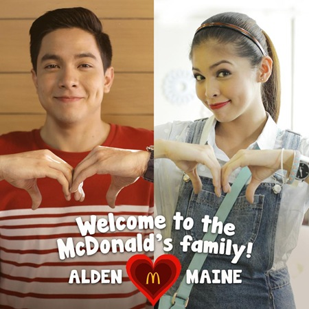 Alden and Maine for McDonald's