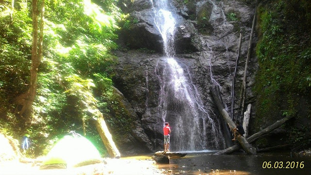 air terjun kalando