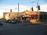 The Arcade Restaurant where Elvis ate in Memphis TN 07202012