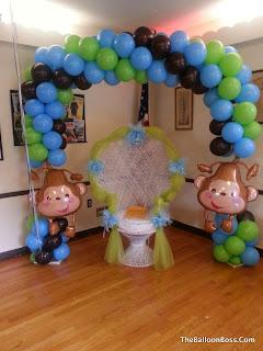 monkey baby shower (12)