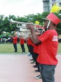 Marching Band Loka Nada Bantaeng Dilepas Menuju Bali