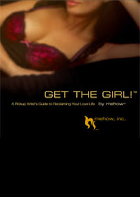 Cover of Mehow's Book Get The Girl A Pickup Artists Guide To Reclaiming Your Love Life
