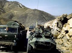 Afganistan, Afghanistan, sowiecka interwencja, wojna w Afganistanie 1979-1989