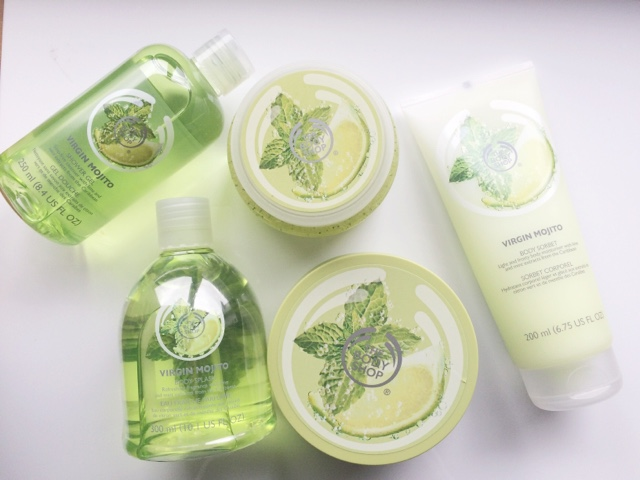 The Body Shop Virgin Mojito, Virgin Mojito, The Body Shop