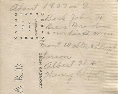 Men and boys 1908 DL ant back