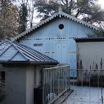 Maison de Fer : façade ouest