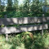 Door wildpark Het Aardhuis richting Uddel.