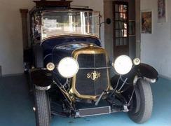 Panhard 1922 X35 présidentielle