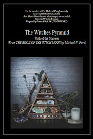 Cover of Michael Ford's Book The Witches Pyramid (Oath of the Circle)