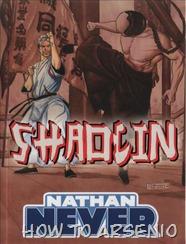 P00002 - Nathan Never  -  Shaolin
