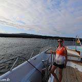 Relax após o Snorkel no Leão Adormecido - Galápagos