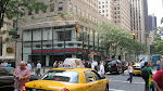 There's NBC Studios and where the Today show is filmed just a block down.
