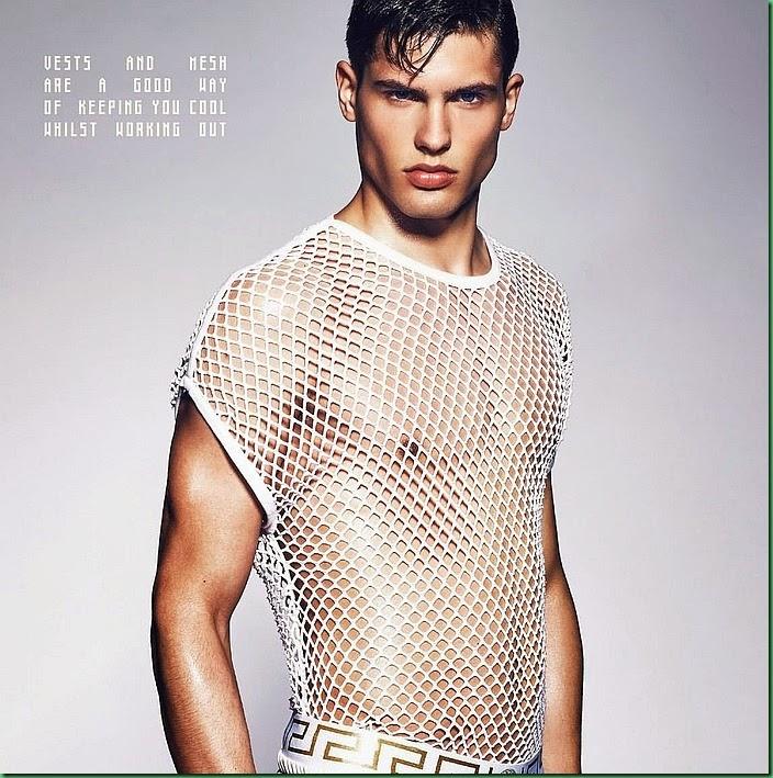 Editorial: Miroslav Cech for Attitude Mag