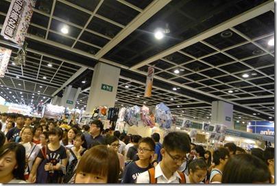 HK Comic Con 2014