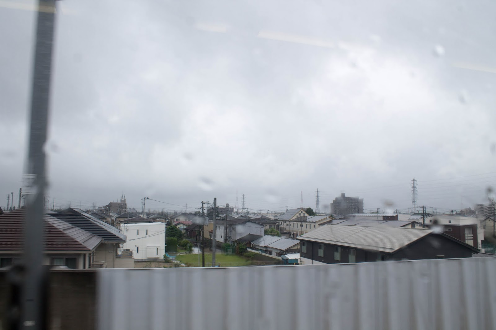 仙台に近づくにつれ、都会になっていく風景