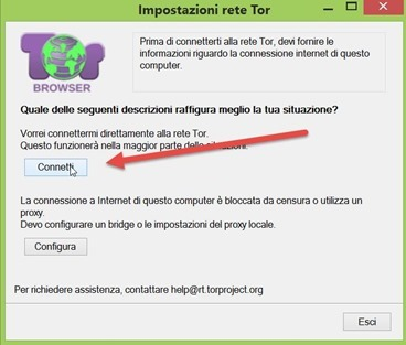 connetti-tor-browser