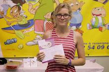 Vainqueur Simple Dame Senior D : Violette HAULLEVILLE