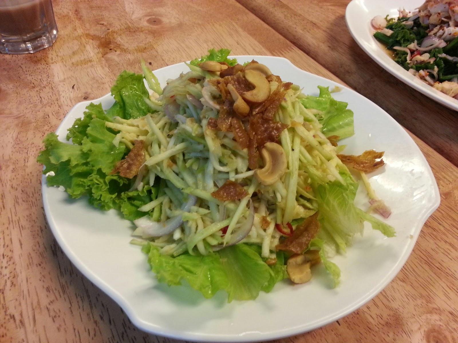 semua tentang bicara hati saya alissara thai cuisine