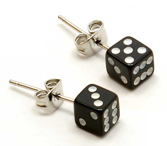 unique-dice-earring