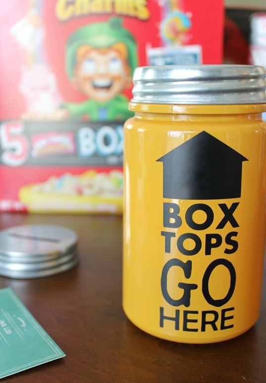 box tops for school
