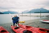 Kayaking - Juneau, Alaska