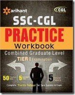 SSC CGL Practice Workbook 2015,SSC CGL exam books,ssc cgl practice books review