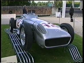 1995.09.09-001 Mercedes Benz W 196 Flèche d'Argent de Fangio 1955