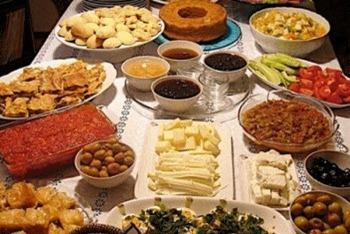 menu sihat berbuka puasa iftar