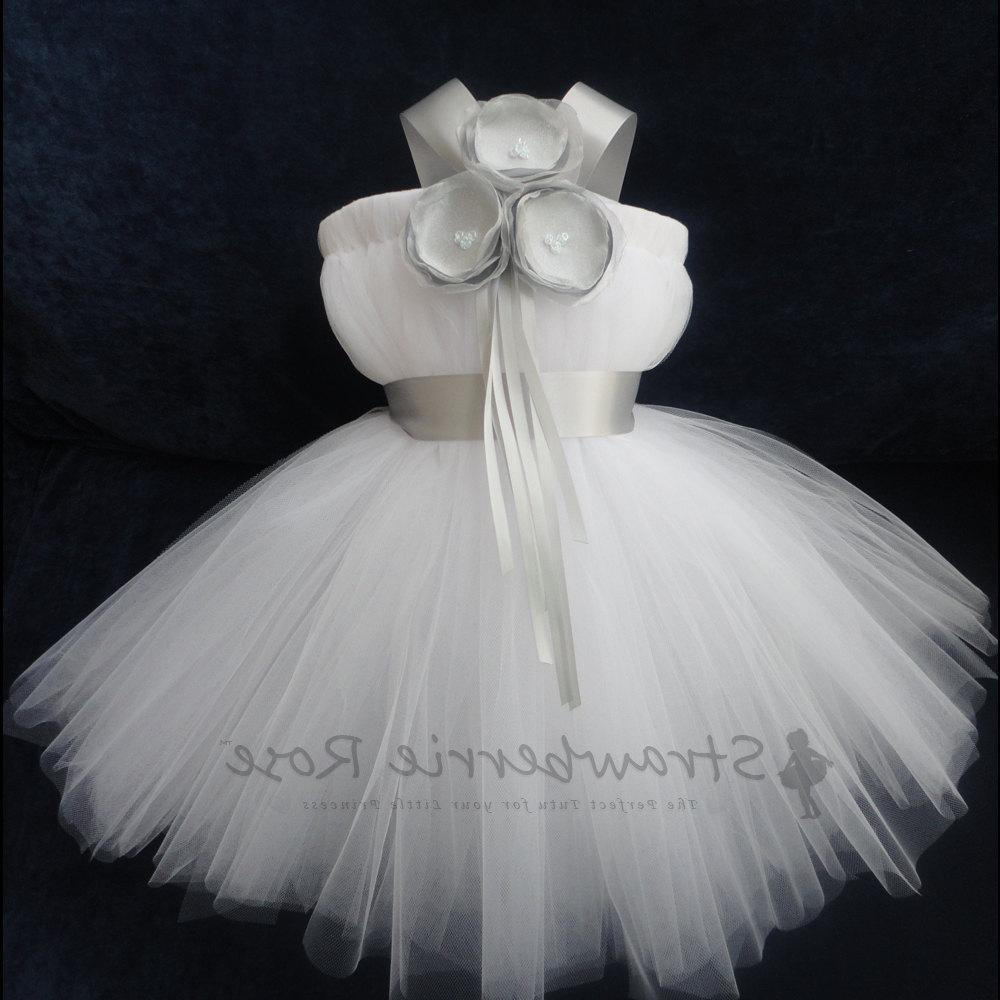 Flower Girl Dress, Tutu,