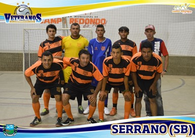 III COPA DE PELADEIROS  - SERRANO