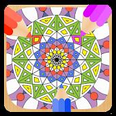 Game Mandala Coloring Book APK for Kindle