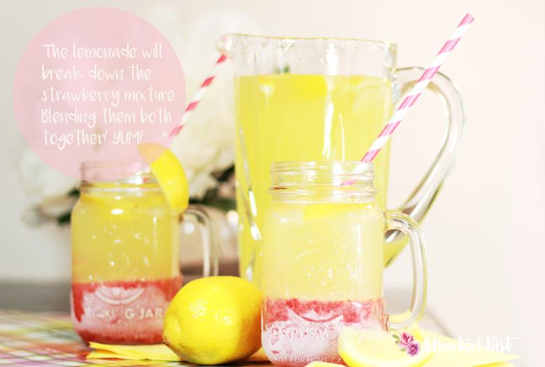 Strawberry-lemonade-Freeze-Blend