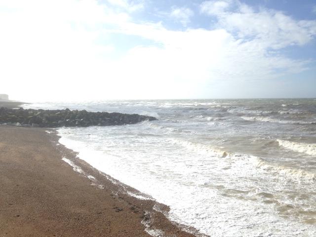 sea, brighton,
