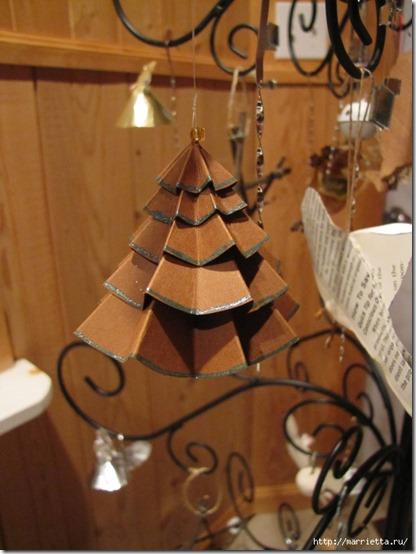manualidades navidad arbol (10)