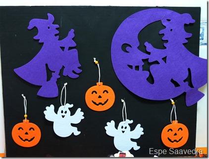 decoracion halloween lidl espe saavedra