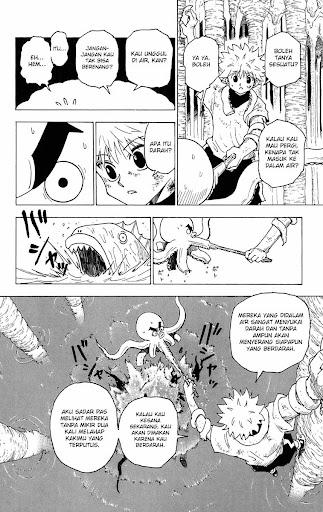 Online Manga Hunter_x_Hunter 238 page 7