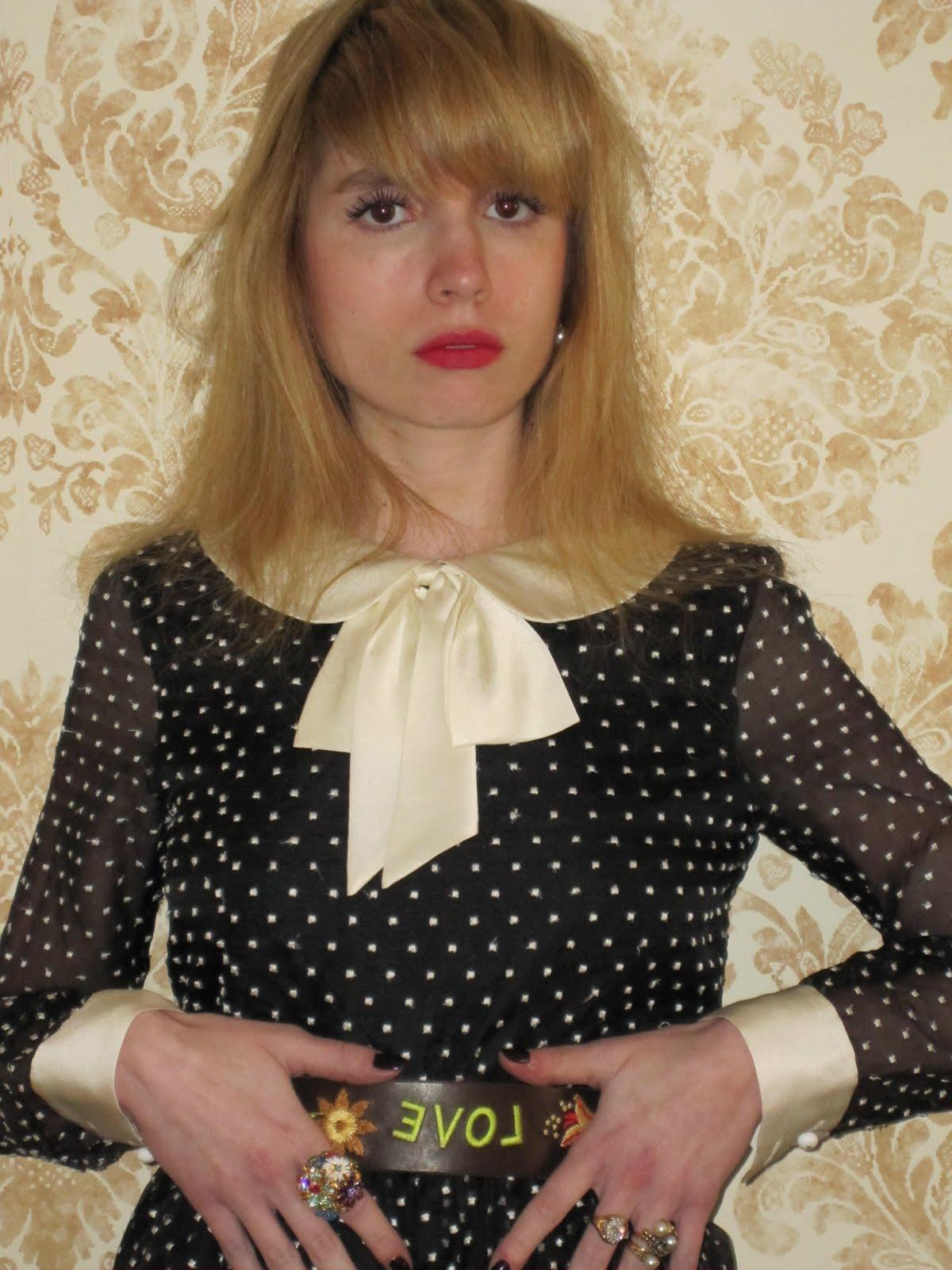 Jill Stuart dress.