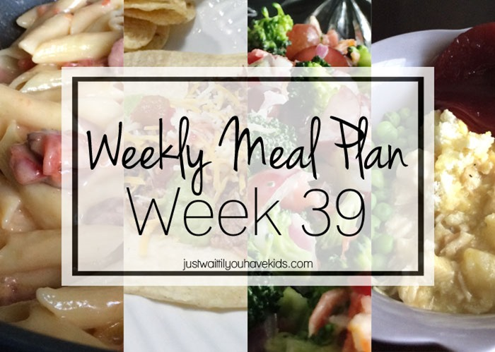 Budget Friendly Meal Plan