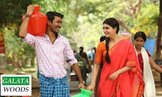 Thangamagan Review From Overseas Is Positive For Dhanush