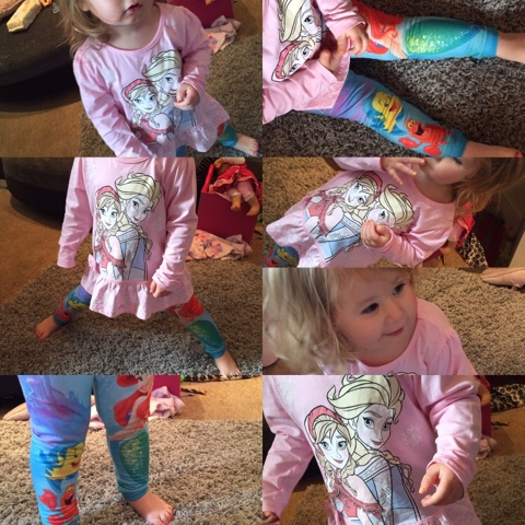 Toddler fashion Disney little mermaid frozen