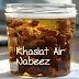 Khasiat Air Nabeez