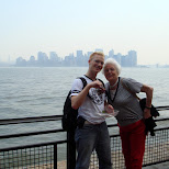 matt and corrie in New York City, New York, United States