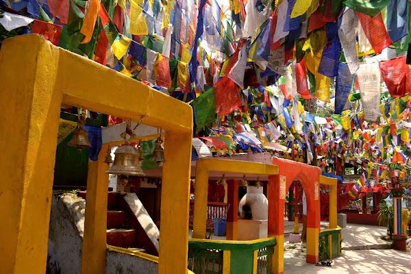 обсерватори хилл дарджилинг буддизм флажки молитвы